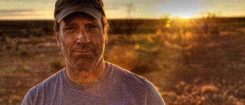 Mike Rowe Discovers Drone Outside His Bedroom, Runs Outside While Naked To Shoot It Out Of The Sky