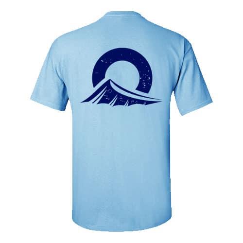 Outdoors360 Cotton Shirt Light Blue