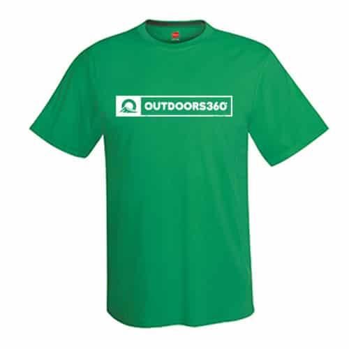 Outdoors360 Cool DRI green