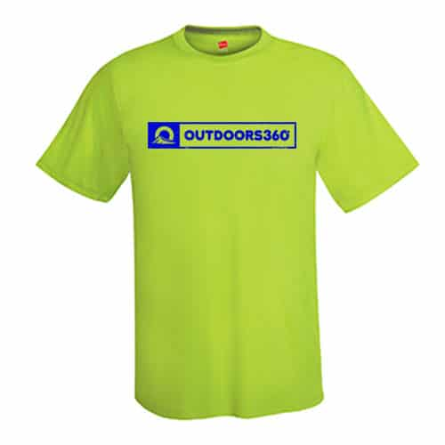 Outdoors360 Safety Green