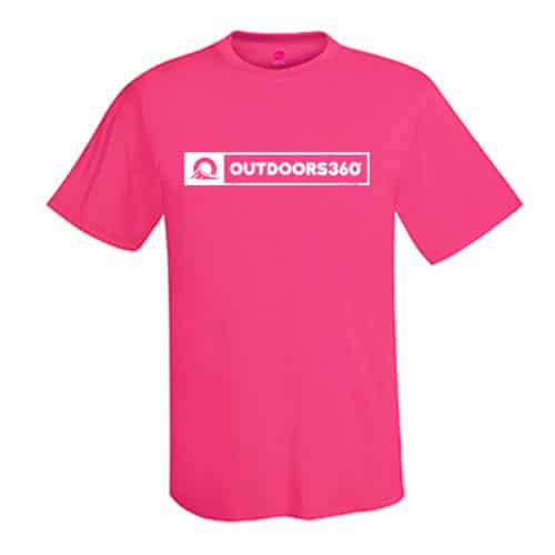 Outdoors360 Pink Youth CoolDRI