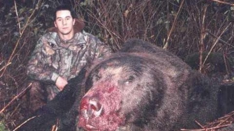 Massive 1600-Pound World Record Bear Killed By Alaskan Hunter – The True Story