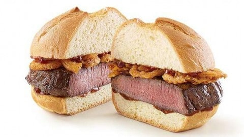 Arby's Venison Steak Sandwich Sold Out REALLY Fast!