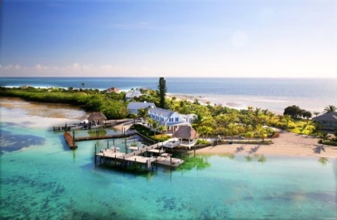 You Can Now Own Your Very Own World-Class Fishing Resort