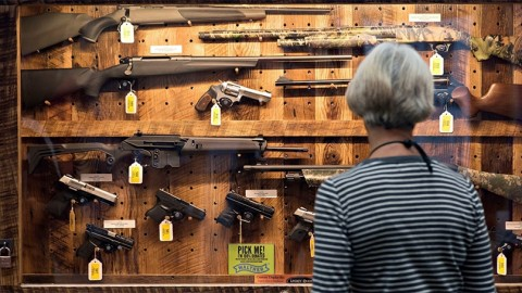 More Women Buying Guns in Wake of Trump Win
