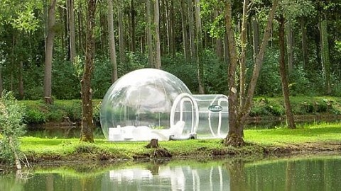 Bubble Tent Just Changed Your Camping Experience Forever!