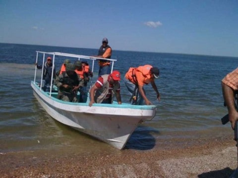 Falcon Lake Shooting Leaves One Fisherman Dead, One Hospitalized