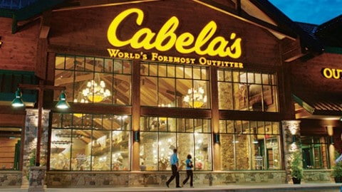23-Year-Old Steals 23 Guns From His Dad and Sells Them to Cabela's