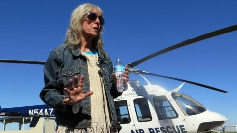 72-Year-Old Woman Says Survival Training Helped Her Survive 9 Days in the Desert