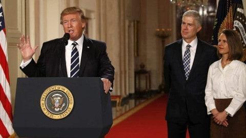Trump Nominates Avid Outdoorsman Neil Gorsuch to the Supreme Court