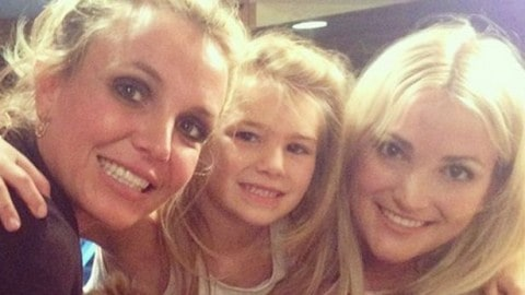 Jami Lynn Spears' Daughter in Critical Condition After ATV Crash