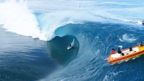 'The Big Wave Project' Offers Rare Look into the World's Elite Surfers