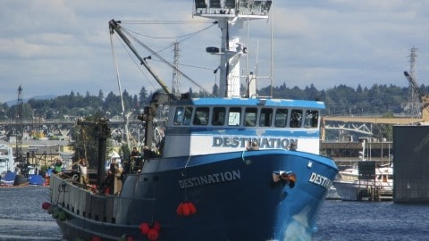 Fishing Vessel with 6 Aboard Vanishes, Leaves Searchers Stumped