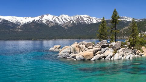 8.7 Billion Gallons of Water Filled Lake Tahoe in Two Days