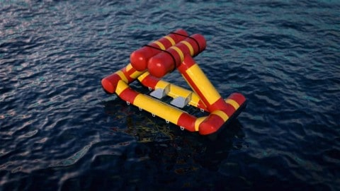 Incredibly Designed Raft May be the Safest in the World