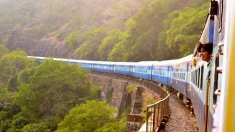 This Train Will Take You Take You Across the U.S. for Only $213