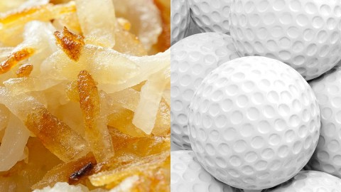 Hash Browns Recalled After Company Says They're Full of Golf Balls