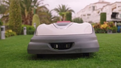 The Roomba for Lawns Will Make Mowing Your Grass a Thing of the Past