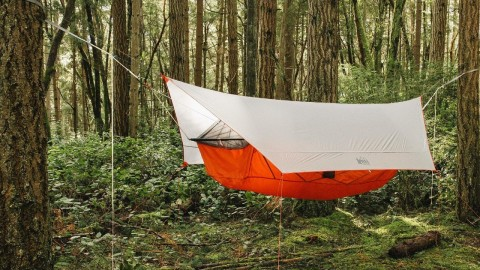 REI's Quarter Dome Air Hammock May Be the World's Most Comfortable