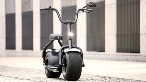 This Zero Emissions Electric Scooter Will Turn Heads and Empty Your Wallet