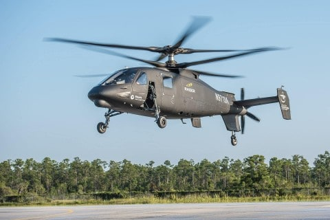 Lockheed Martin's Newest Helicopter Flies 250MPH and Is the Way of the Future