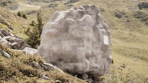 Amazing Boulder Cabin Is the Coolest Place You'll Ever Sleep…You Just Have to Find It First!