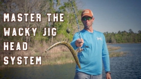 Mastering the Wacky Jighead System Can Bail You Out of Some Tough Situations