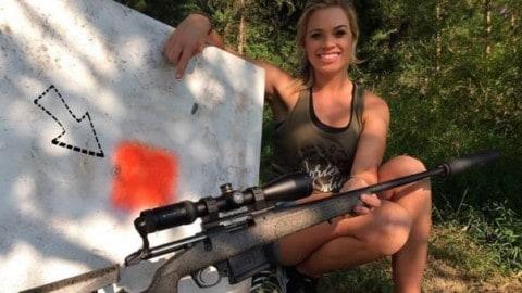Kendall Jones Hits a Bullseye With a 1,000 Yard Shot