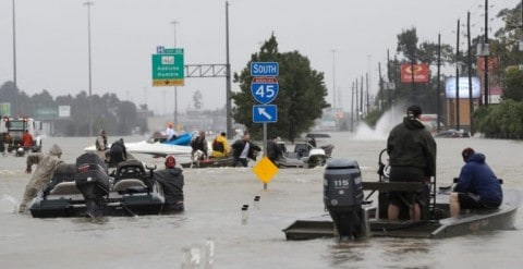 The 'Cajun Navy' Heads to Help Flooded Texas