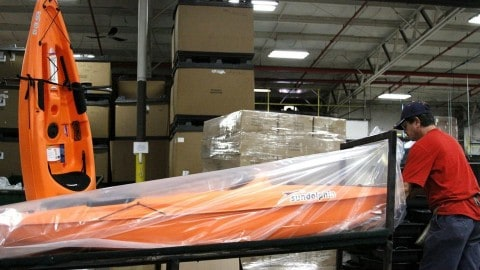 Outdoor Manufacturer Sends 2,000 Kayaks to Aid Hurricane Harvey Relief