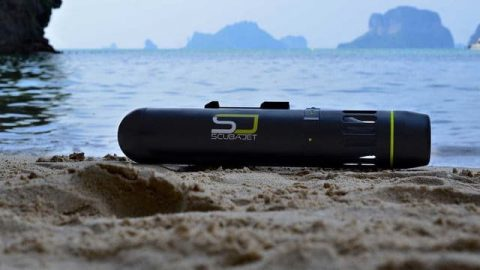 Scubajet Aims to Propel Divers, Kayaks and Canoes Through the Water