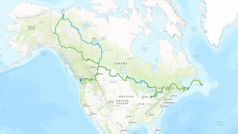 The Great Trail: Canada Completes World's Longest Continuous Trail, Connecting It from Coast to Coast