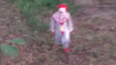 Last Years Creepy Clown Sightings Would've Been a Great Promotion for Stephen King's 'IT'