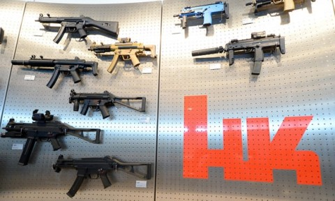 Heckler & Koch, Germany's 'Deadliest Company,' Vows to Stop Selling Guns to Warzones