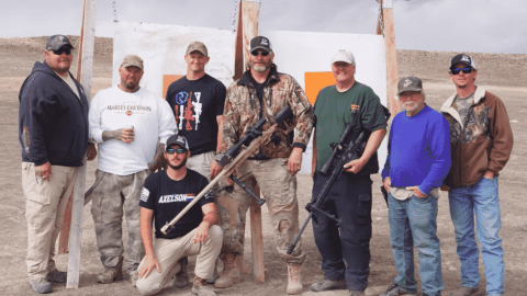 Navy SEAL Led Team Of Americans Hit New Long-Range World Record With 5,000-Yard Shot