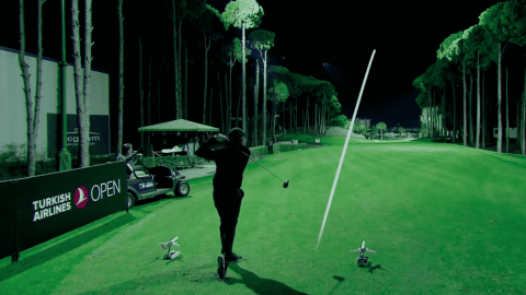 VIDEO: Team Of Four Golfers Complete The Worlds Fastest Hole Of Golf