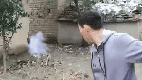 VIDEO: This Guy Is The Slingshot Shooter Your Younger Self Always Wanted To Be