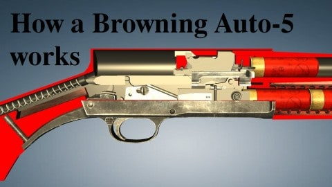 VIDEO: Everything You Need To Know About How The Browning A-5 Works