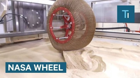 NASA Just Reinvented The Wheel — Literally