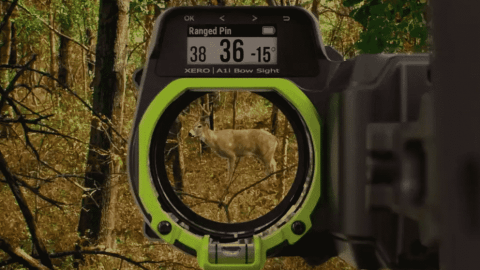 VIDEO: Garmin's New Bow Sight Does Everything Except Fire The Bow