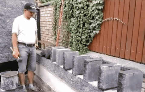VIDEO: Building A Stone Wall Has Never Been This Entertaining