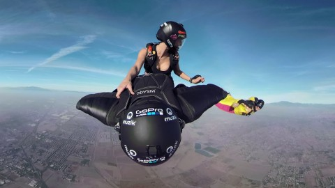 VIDEO: Epic Wingsuit Rodeo Shows What The GoPro Fusion 360VR Can Do