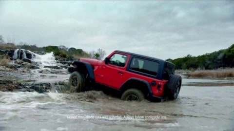 Jeep Caught Some Backlash From Trout Unlimited CEO Over Their Super Bowl Commercial