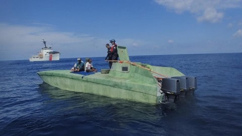 12,000 Pounds Of Cocaine Seized By Coast Guard After 50-Day Counterdrug Patrol