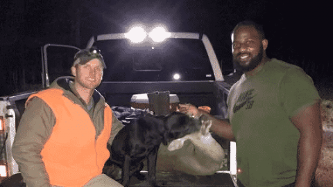 Hunter Recovers Deer For Super Bowl Champ