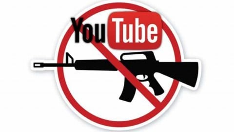 Gun Advocates 'Up In Arms' After YouTube Blocks Videos On Firearms Assembly