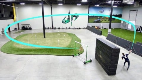 Dude Perfect Masters The Boomerang And Unleashes Bags Of Tricks