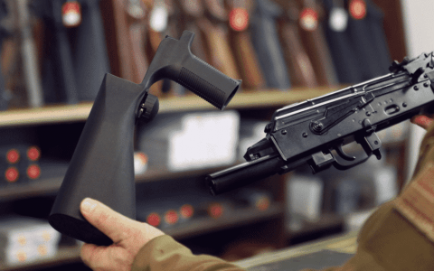 Justice Department Proposes Regulations To Classify Bump Stocks As Machineguns