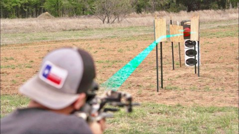 VIDEO: Epic Crossbow Trick Shots Will Make You Want To Hone Your Skills For Hunting Season