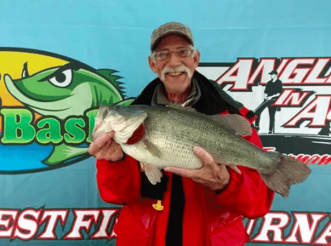 Angler Snags 7.59-Pound Bass And $100,000